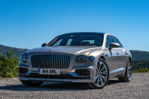 2020 Bentley Flying Spur Review: A Supersonic Flying Carpet