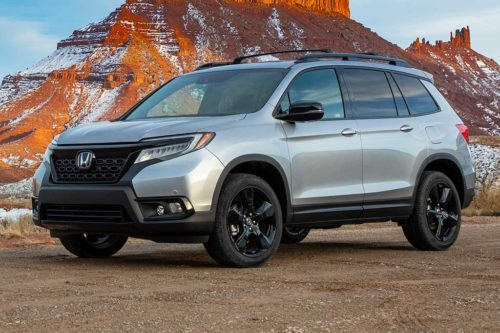 2020 Honda Passport Review