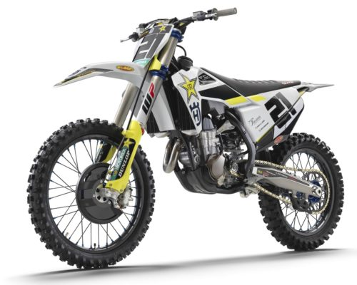 2020 HUSQVARNA FC 450 ROCKSTAR EDITION FIRST LOOK (12 FAST FACTS)