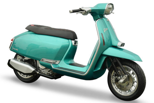 2020 LAMBRETTA G325 SPECIAL FIRST LOOK: FLAGSHIP SCOOTER