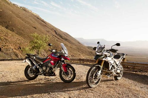 2020 Triumph Tiger 900, 900 GT, 900 Rally First Look