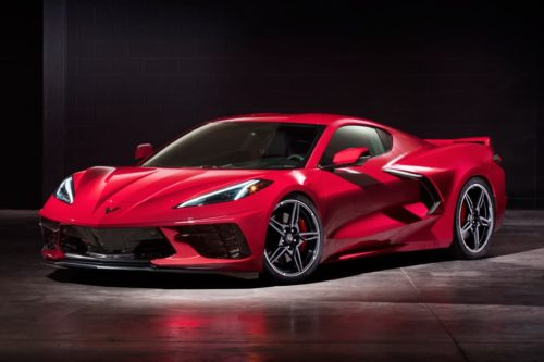Chevrolet Corvette delayed until 2021