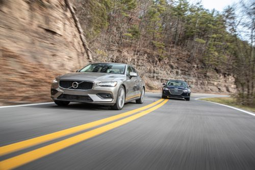 2020 Genesis G70 vs. 2020 Volvo S60: Which Small Sedan Does Sport and Luxury Better?