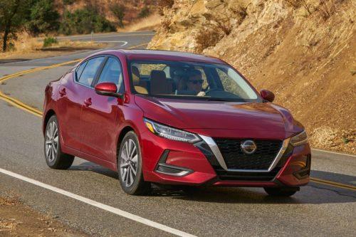 2020 Nissan Sentra Sedan Joins the Family