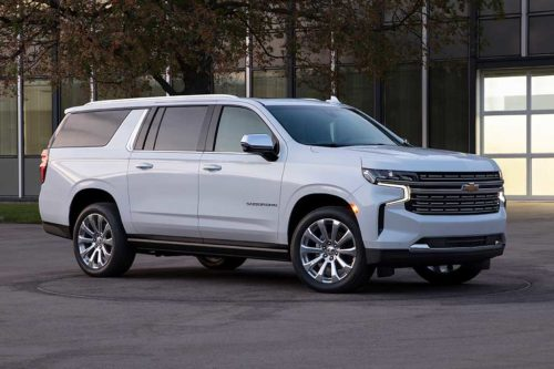 2021 Chevrolet Suburban Review