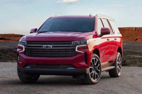 2021 Chevrolet Tahoe: First Look