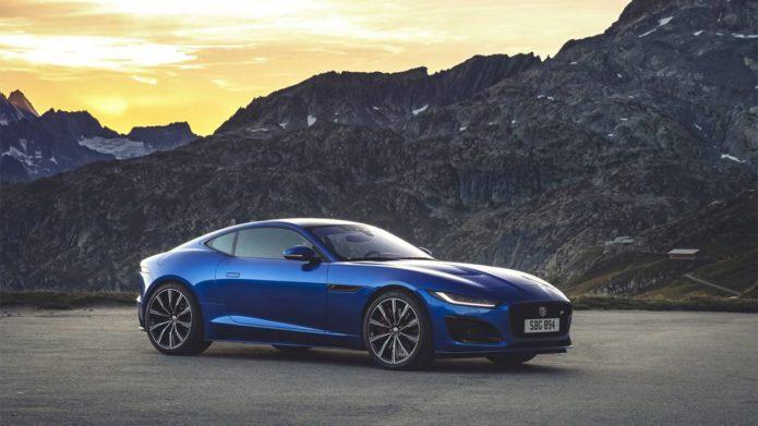 2021 Jaguar F-Type gets new design and tech