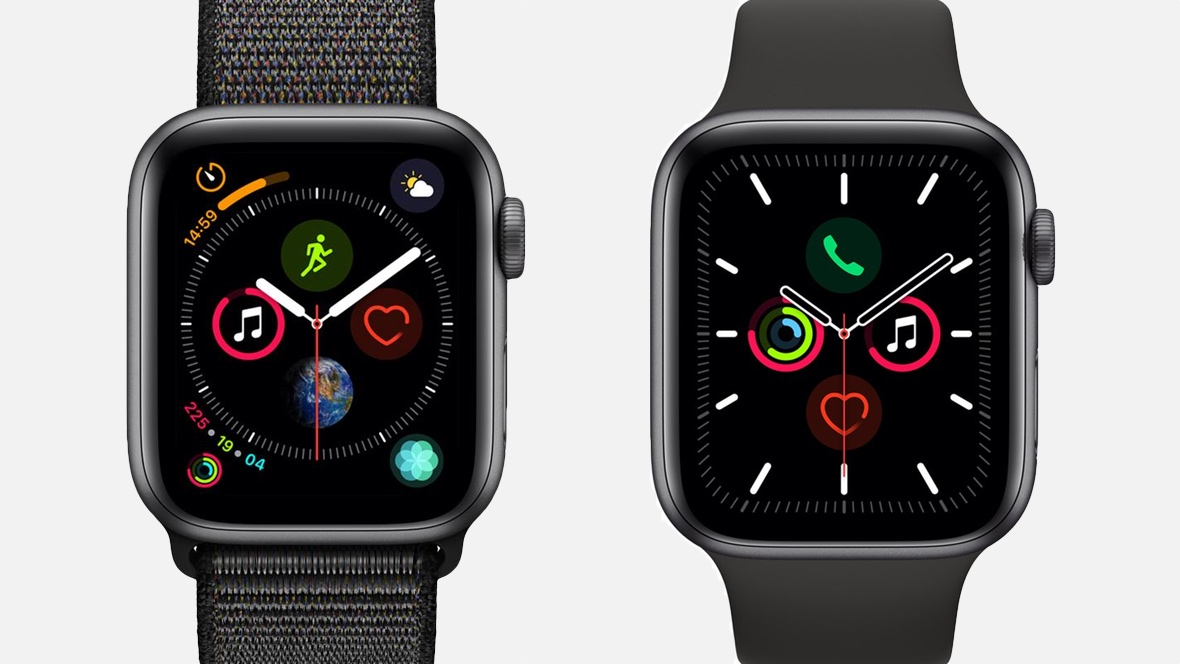 Apple Watch Series 5 v Series 4: Pick the right watch for you