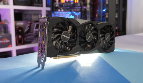 Gigabyte RX 5500 XT 8GB Gaming OC Graphics Card Review