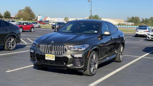 2020 BMW X6 First Drive Review: Nobody tell this SUV it's not a sports car