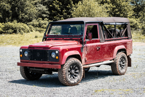 No One Should Buy a Classic Land Rover Defender. Here's Why