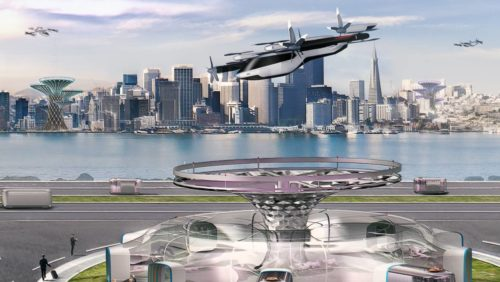 This is Hyundai's vision of city travel: Flying cars and self-driving pods