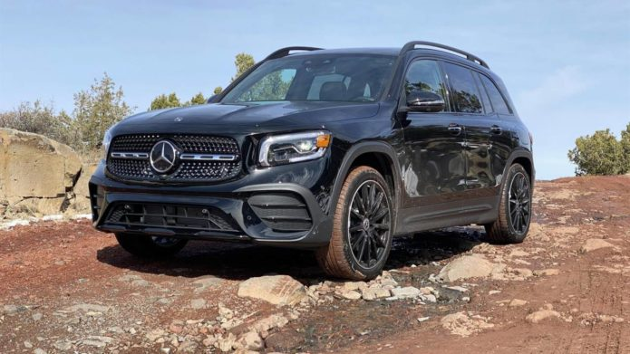 2020 Mercedes-Benz GLB First Drive Review: 3-row SUV is compact not compromised