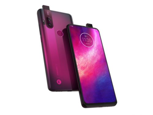 Motorola One Hyper launches with a popup camera and hefty battery
