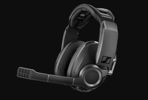 Competition: Win these fantastic Sennheiser GSP 670 gaming headsets and hangers