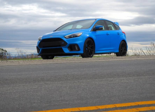 New Ford Focus RS hybrid could send e-AWD system out to drift