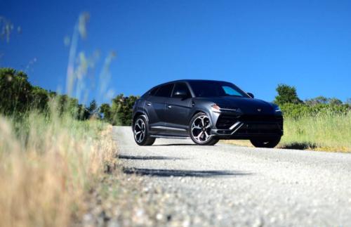 The Lamborghini Urus demands your respect