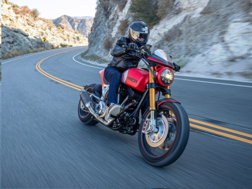 2020 Arch KRGT-1 Review: It's good to be the Keanu