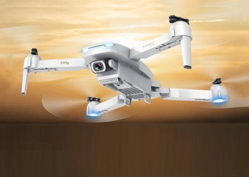 CSJ S162 Review – 4K Camera FPV RC Quadcopter