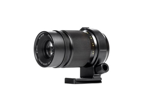 ZY Optics announces its Mitakon Creator 85mm F2.8 1-5X 'Super Macro' lens