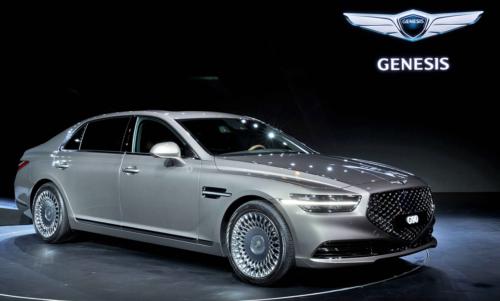 The 2020 Genesis G90 is the Luxury Sedan for Eisenhower Voters