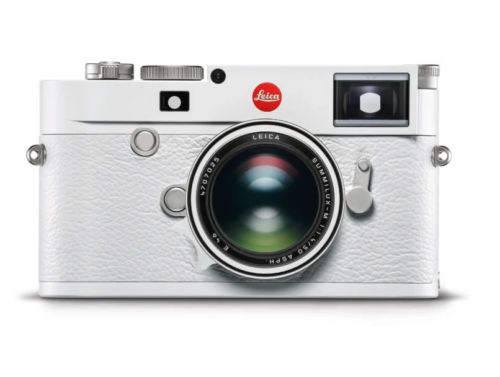 The White Leica M10P is the Kind of Camera You Write Love Stories About