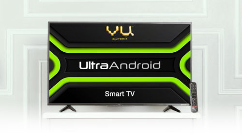Vu Ultra Android Smart TV Review
