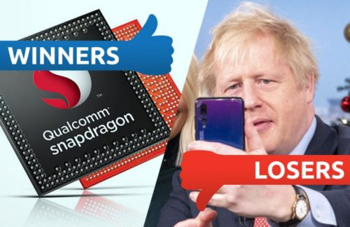 Winners and Losers: Qualcomm impresses in Hawaii while Boris flaunts Huawei