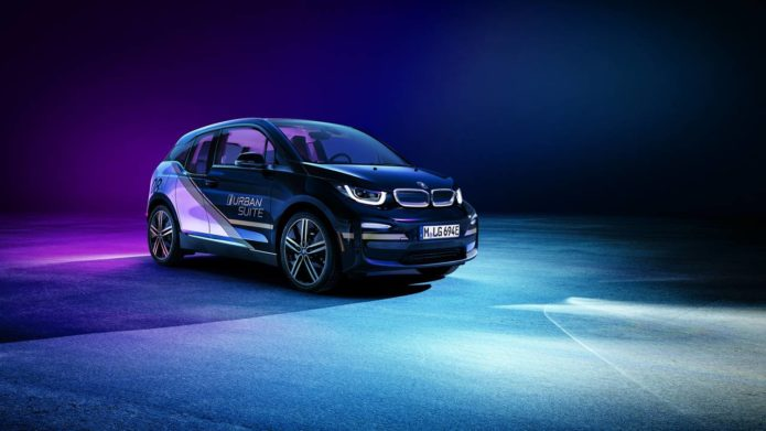 BMW to show off i3 Urban Suite at CES 2020