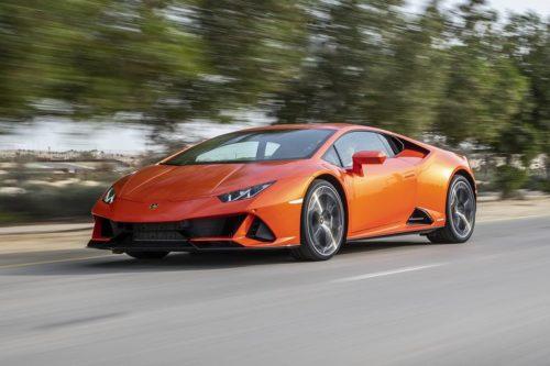 2020 Lamborghini Huracán Evo Is a Visceral Assault on Your Senses
