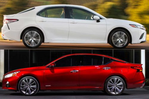 2020 Toyota Camry vs. 2020 Nissan Altima: Which Is Better?