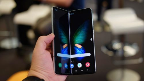 Samsung hasn't actually sold a million Galaxy Fold phones after all