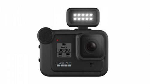 GoPro launches Light Mod strobe accessory for HERO8 Black