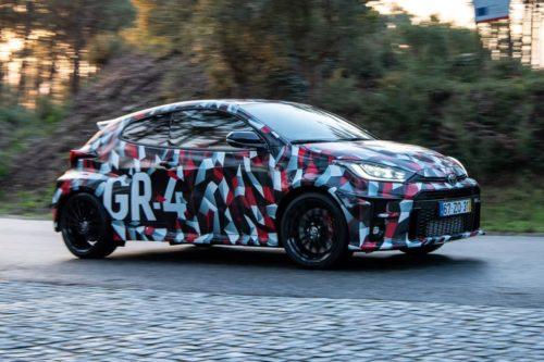 Even faster Toyota GRMN Yaris coming