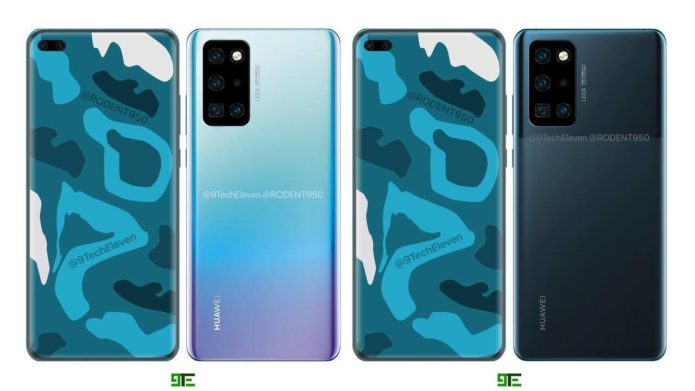 Huawei P40 Pro renders show how camera-crazed we've become