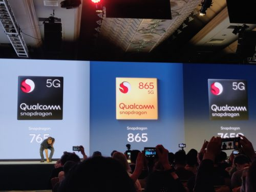 Qualcomm's next-gen Snapdragon 865 mobile chip focuses on 5G – UPDATED