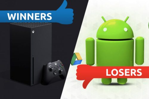 Winners and Losers: Xbox Series X seriously shocks while Android has trouble with the one per cent