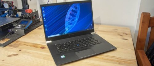 Dynabook Tecra X50-F business laptop review