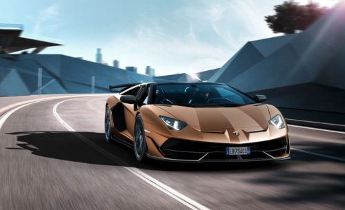 2020 Lamborghini Aventador SVJ Roadster First Drive Review: Roofless Record Breaker