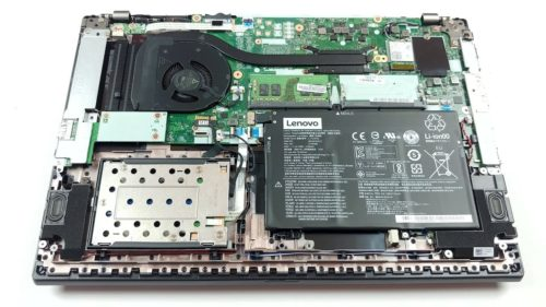 Inside Lenovo ThinkPad L590 – disassembly and upgrade options