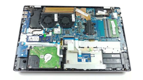 Inside HP Pavilion 15-cs2000 – disassembly and upgrade options