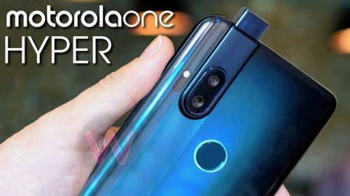Motorola Moto One Hyper hands-on review