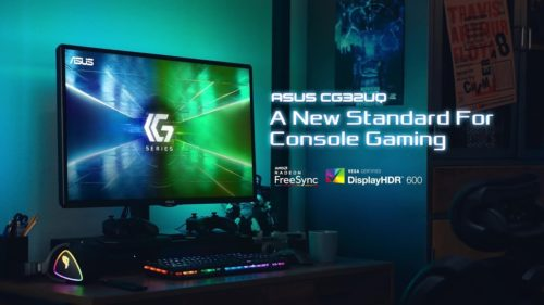 Asus CG32UQ Review – Ultimate 4K Console Gaming Monitor with HDR600