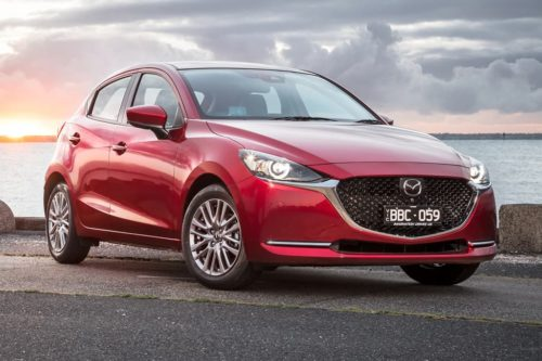 Mazda2 revamped, rationalised and re-priced