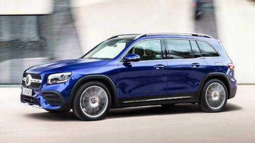 2020 Mercedes-Benz GLB 250 First Drive: Box Life