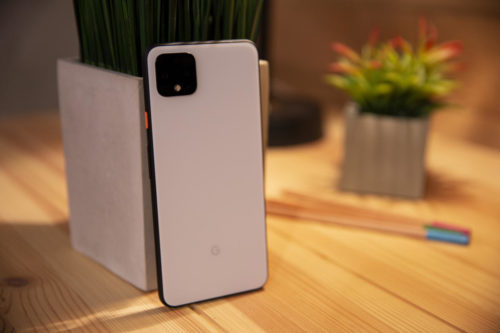 If you got a Pixel 4 for Christmas, you should probably return it