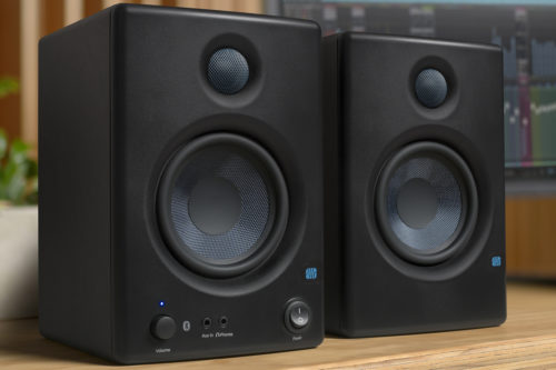PreSonus Eris E4.5 BT speakers review: The convenience of Bluetooth, the accuracy of studio monitors