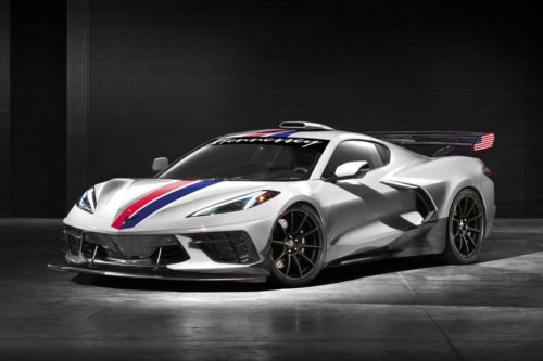 Hennessey Is Offering a 1200-HP Chevrolet C8 Corvette