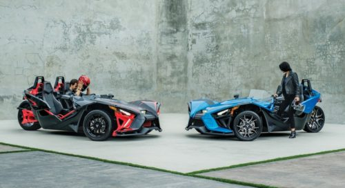2020 Polaris Slingshot Announced With New ProStar Engine And Automatic Transmission