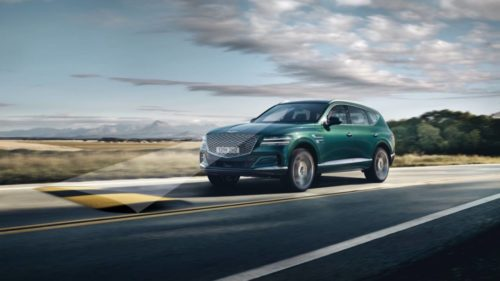 2020 Genesis GV80 revealed: Luxury SUV stands out from the crowd